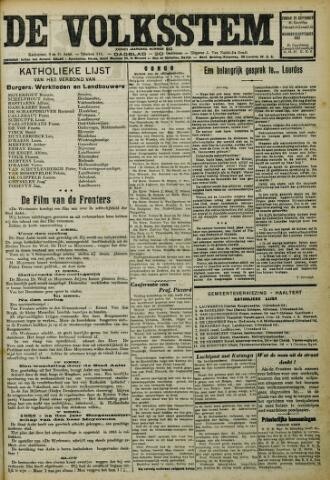 De Volksstem 1932-09-25