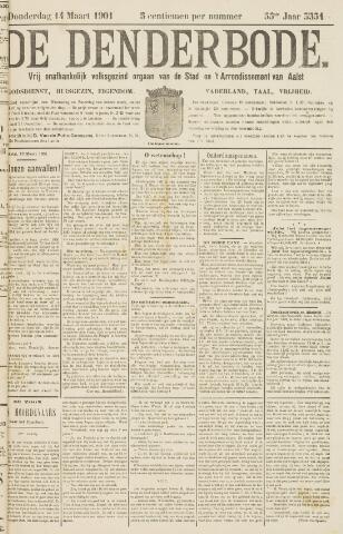 De Denderbode 1901-03-14