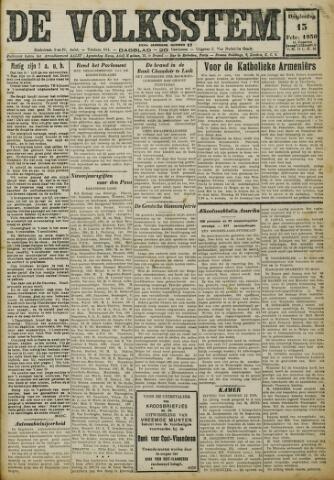 De Volksstem 1930-02-13