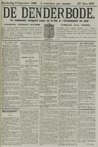 De Denderbode 1909-09-09