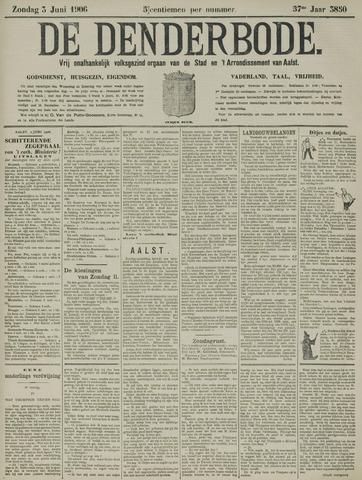 De Denderbode 1906-06-03