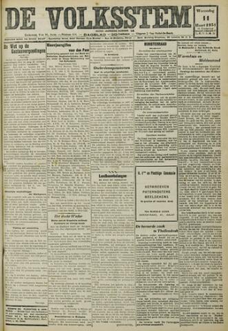 De Volksstem 1931-03-11