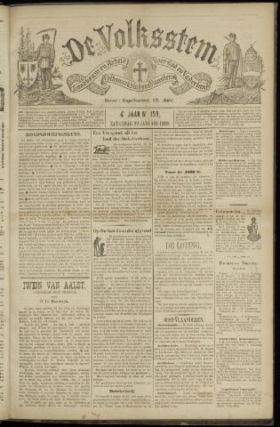 De Volksstem 1898-01-22