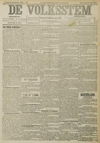 De Volksstem 1910-07-13