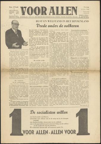 Voor Allen 1949