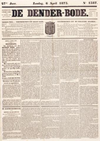 De Denderbode 1873-04-06
