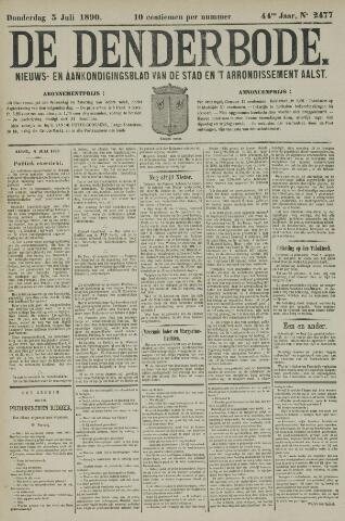 De Denderbode 1890-07-03