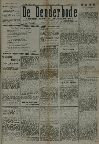 De Denderbode 1918-06-23