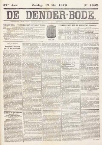 De Denderbode 1878-05-12