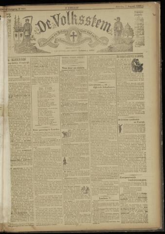 De Volksstem 1907-08-03