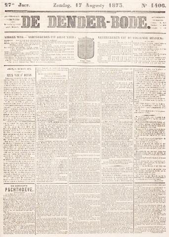 De Denderbode 1873-08-17
