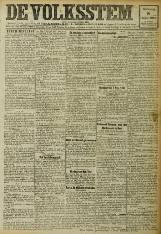 De Volksstem 1923-08-08