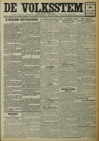 De Volksstem 1932-07-28