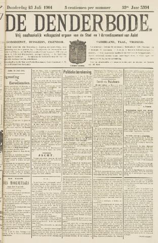 De Denderbode 1901-07-25