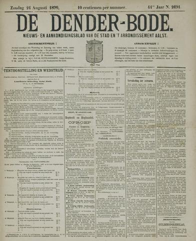 De Denderbode 1890-08-24