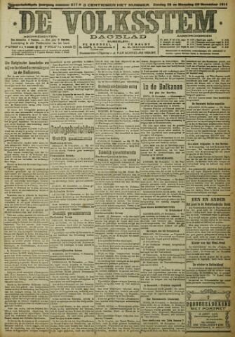 De Volksstem 1915-11-28