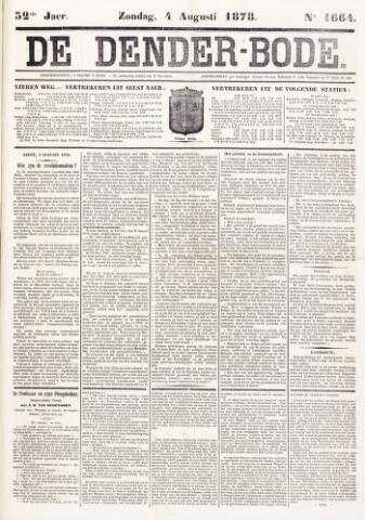 De Denderbode 1878-08-04
