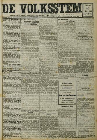De Volksstem 1930-05-10