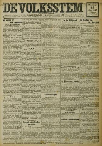 De Volksstem 1923-01-24