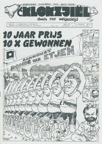 Klokzjiel 1982-04-01