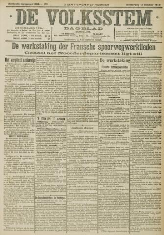 De Volksstem 1910-10-13