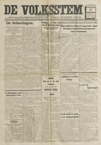 De Volksstem 1938-06-23