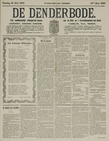 De Denderbode 1911-07-23