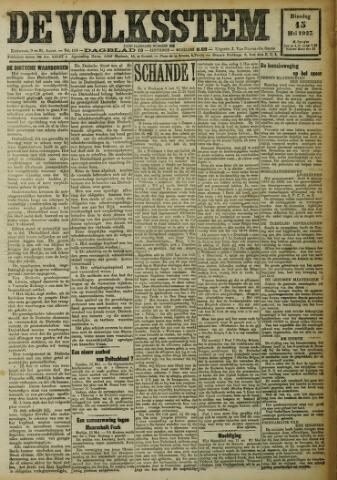 De Volksstem 1923-05-15