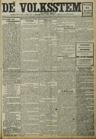 De Volksstem 1930-05-14