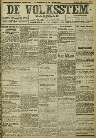 De Volksstem 1915-11-05