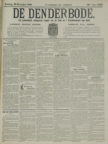 De Denderbode 1902-12-28