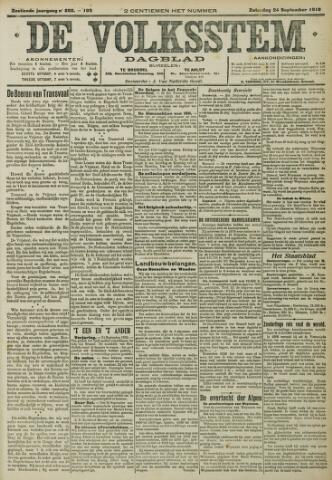 De Volksstem 1910-09-24