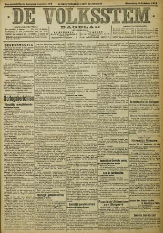 De Volksstem 1915-10-06