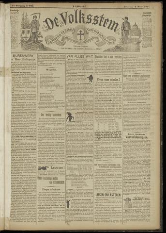 De Volksstem 1907-03-02