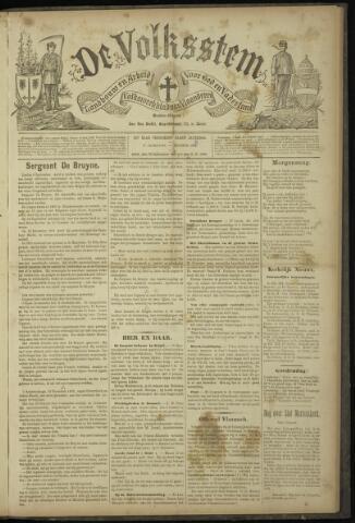 De Volksstem 1900-09-22