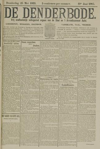 De Denderbode 1895-05-23
