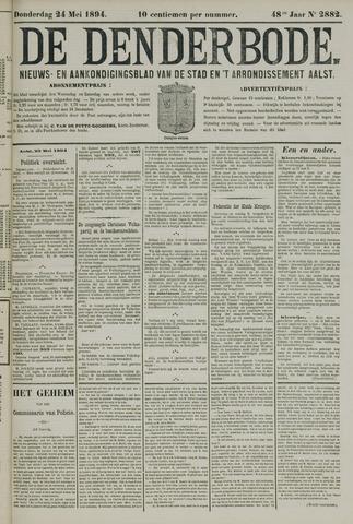De Denderbode 1894-05-24