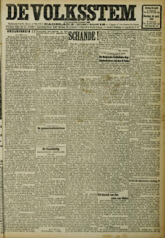 De Volksstem 1923-04-29