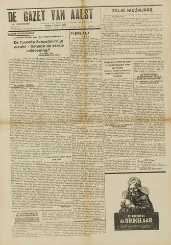 De Gazet van Aalst 1949