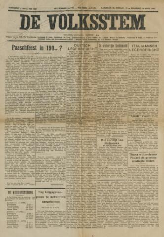 De Volksstem 1941-04-11