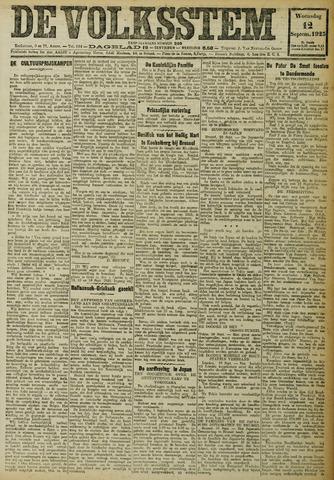 De Volksstem 1923-09-12