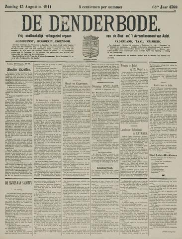 De Denderbode 1911-08-13