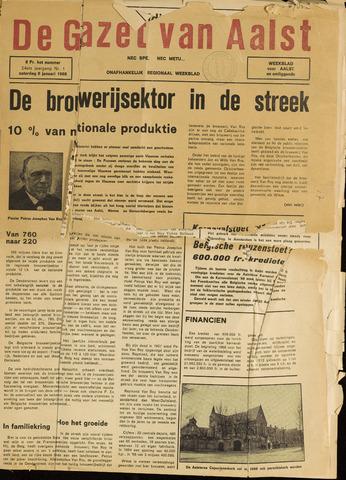 De Gazet van Aalst 1968