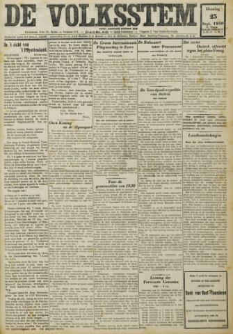 De Volksstem 1930-09-23