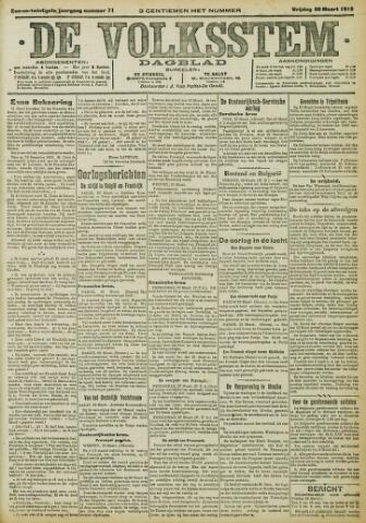 De Volksstem 1915-03-26