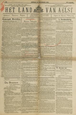 Het Land van Aelst 1901