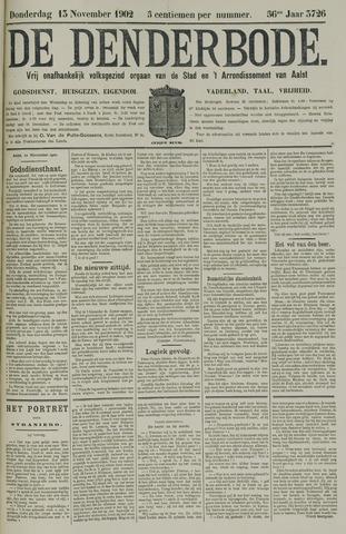 De Denderbode 1902-11-13