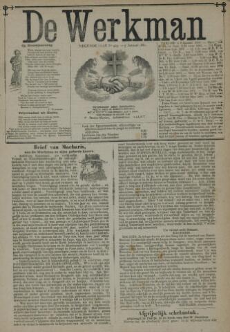 De Werkman 1881