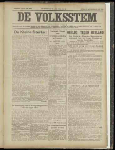 De Volksstem 1941-06-24