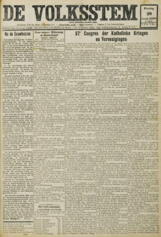De Volksstem 1930-10-28